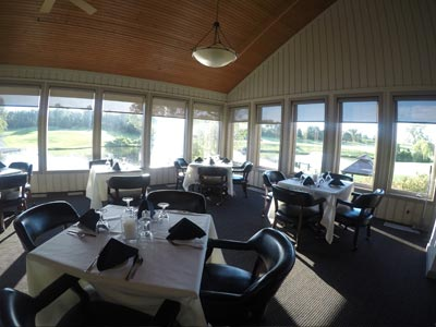 Lakewood Oaks Country Club Dining